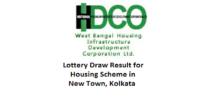 WBHIDCO-Lottery-Draw-Result-for-Residential-Flats-in-New-Town-Kolkata